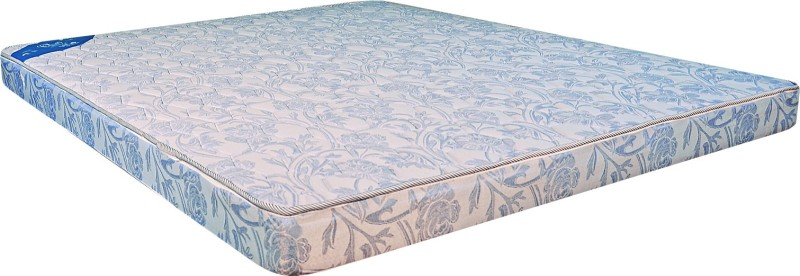Centuary Mattresses Lotus 4 inch Queen Coir Mattress(Rubberized Coir)
