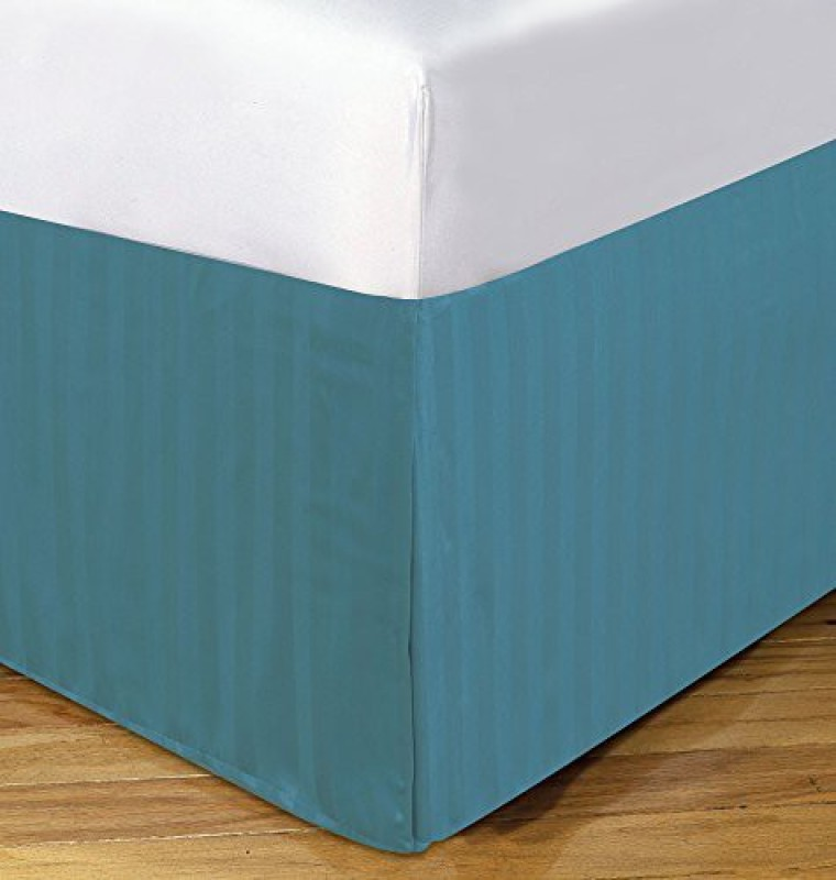 Dream Space Size Bed Skirt(Blue)