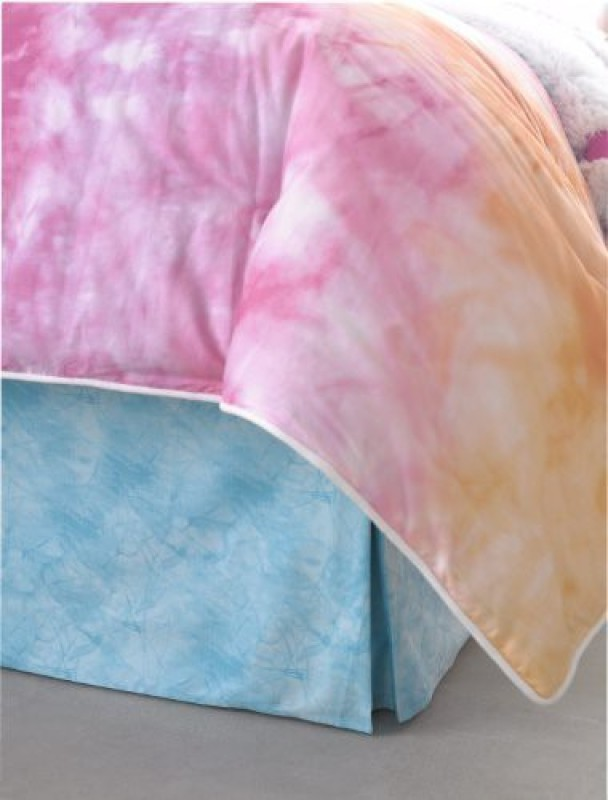 Teen Vogue Size Bed Skirt(Mulitcolor)