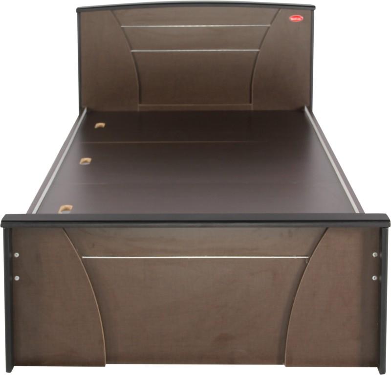 Kurlon BERLIN Engineered Wood Single Bed(Finish Color - WENGE)