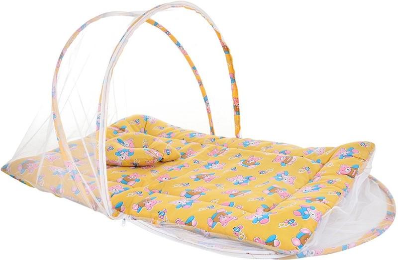 Feathers Cotton Bedding Set(Multicolor) Crib
