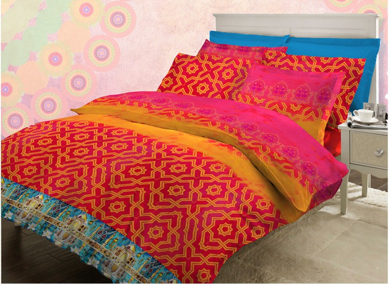 Deals | Branded Bedsheets Bombay Dyeing & more