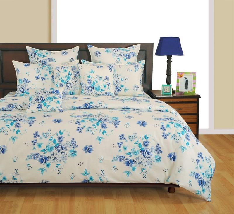 Swayam Cotton Bedding Set(Multicolor) BIB-VD-