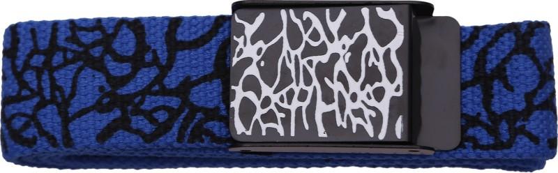 stylehoops-boys-casual-blue-artificial-leather-belt
