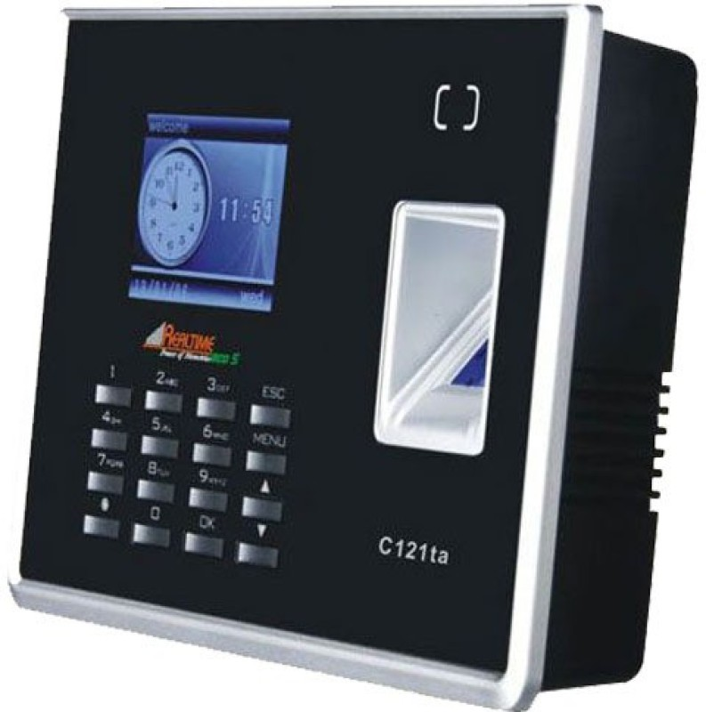 Realtime Eco C121TA Time & Attendance(Password, ID, Fingerprint, Card)