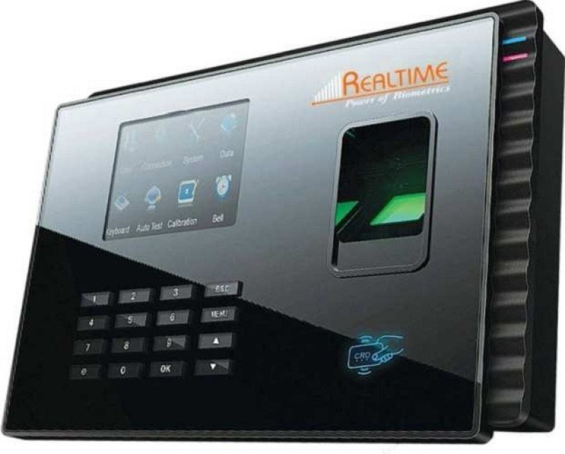 Realtime t60 Time & Attendance, Door Locks(Password, Fingerprint, Card)