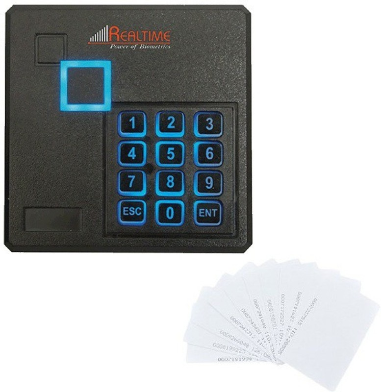 Realtime T-123 Access Control(Card, Password)