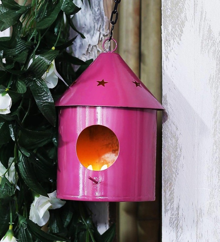 Green Girgit GG_RBHP Bird House(Tree Mounting)