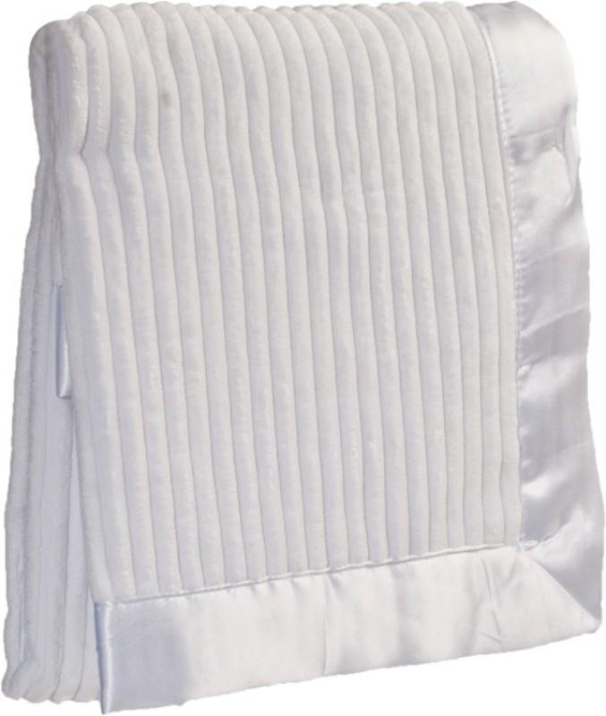 Meemee Plain Single Blanket White(Blanket)