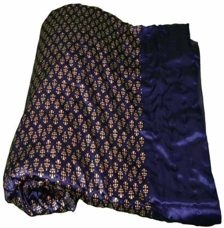 Ocean Enterprises Floral Double Quilts & Comforters Multicolor(Jaipuri Razai Double...
