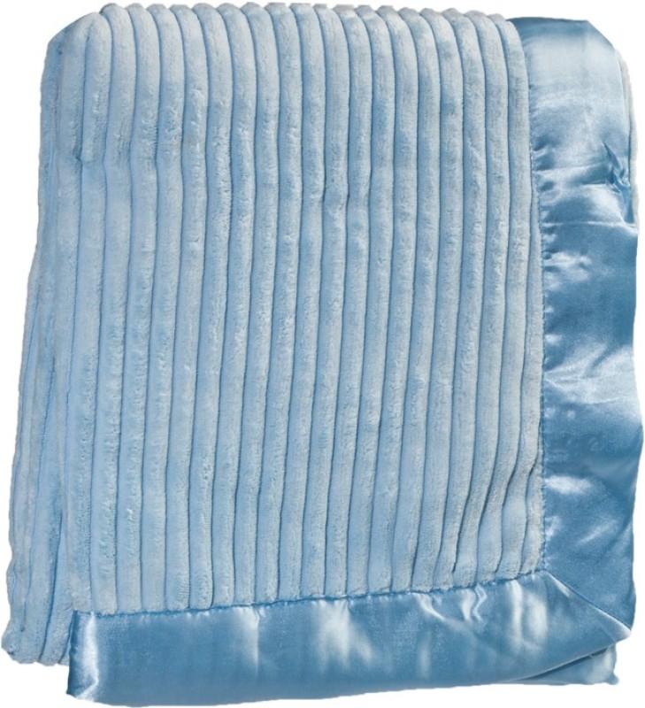 MeeMee Plain Single Blanket Blue(Blanket)