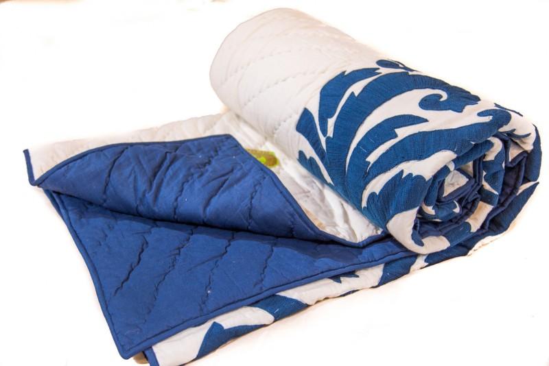 Reme Embroidered Queen Comforter(Microfiber, Multicolor)