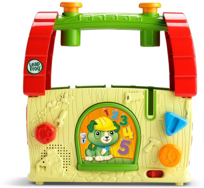 LeapFrog Scouts Build and Discover Tool Set(Multicolor)