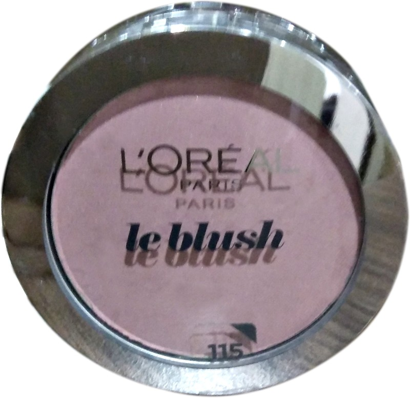 L'Oreal Paris Le Blush(TRUE ROSE-115)