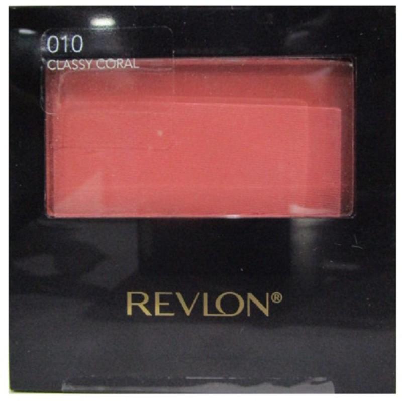 Revlon Powder Blush(Classy Coral - 010)