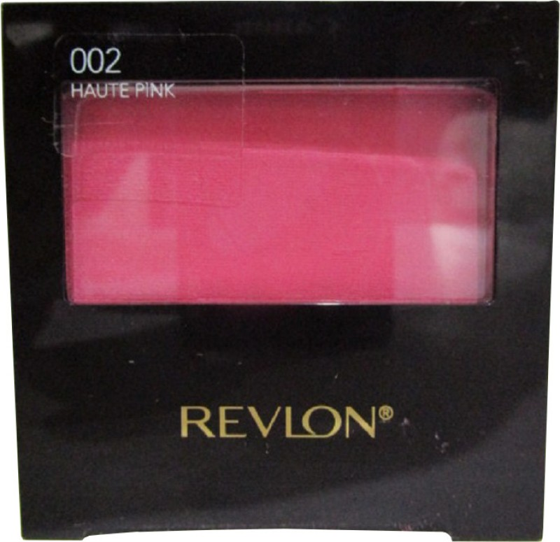 Revlon Powder Blush(Haute Pink - 002)