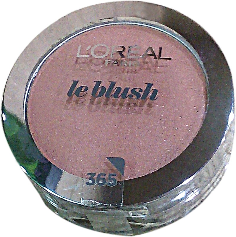 LOreal Paris Le Blush(Nude Brown-365)