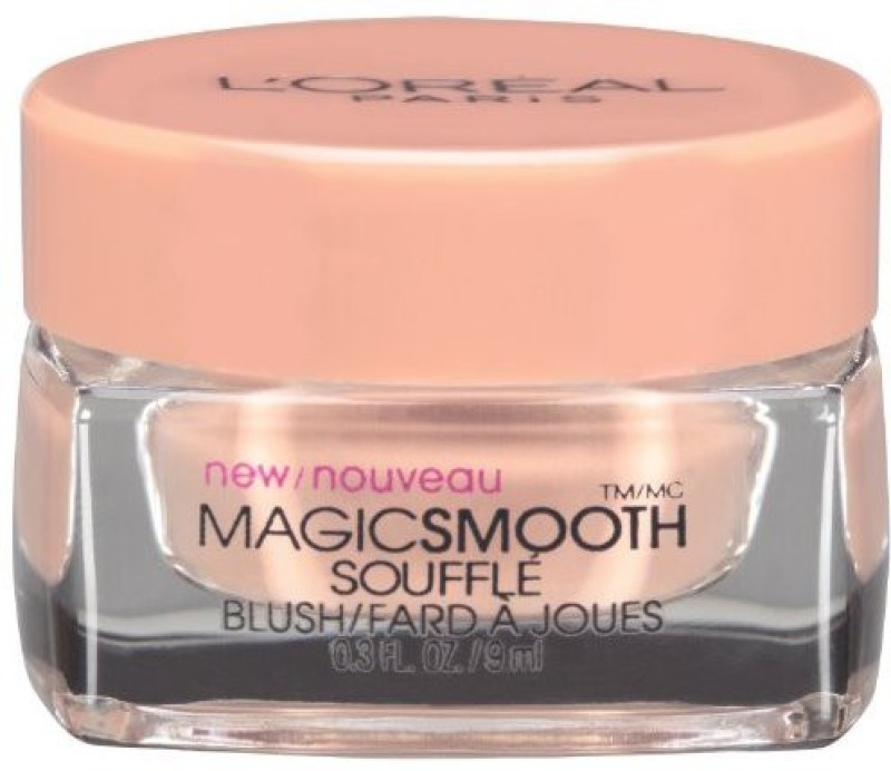 L'Oreal Paris Paris Magic Smooth Souffle Blush, Celestial/Pink, 0.30 Ounces(Pink)