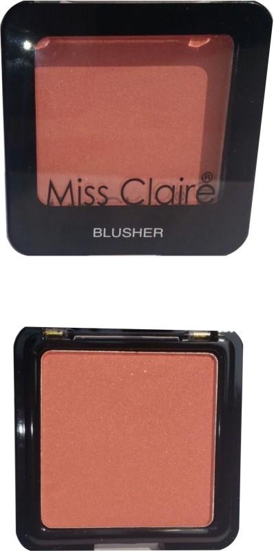 Silky Soft Cream Matte And Shimmery Blusher(Orange)