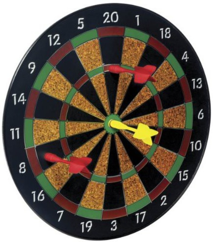 Toysmith Magnetic Dart Board Game