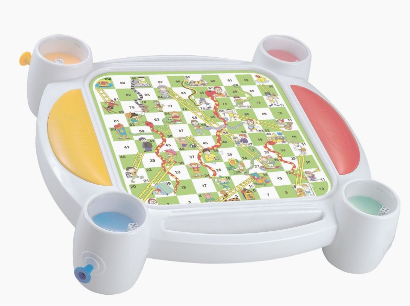 Mitashi Playmart 4 In 1 Game Board Game Playmart 4 In 1 Game