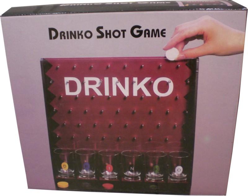 Trinity Drinking Drinko Game 28 cm Dart Board(Multicolor)