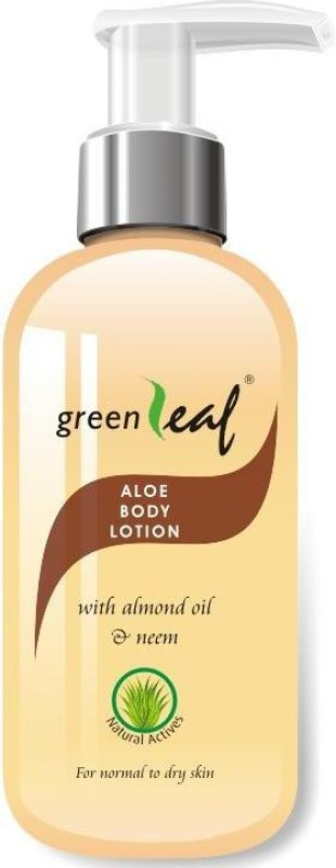 Greenleaf Aloe Body Lotion(210 ml)