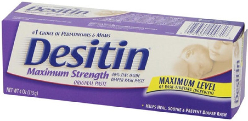 Desitin Diaper Rash Paste Maximum Strength(113 gm)