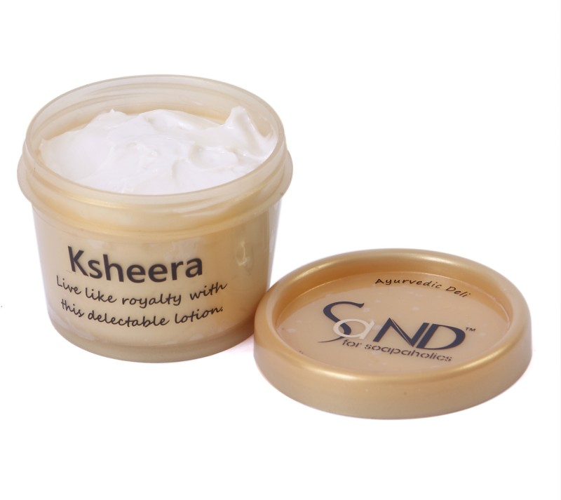 SaND for Soapaholics Ksheera-Body Cream(100 g)