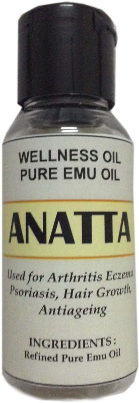 Primefit Solutions Pure EMU Oil - Anatta(70 ml)