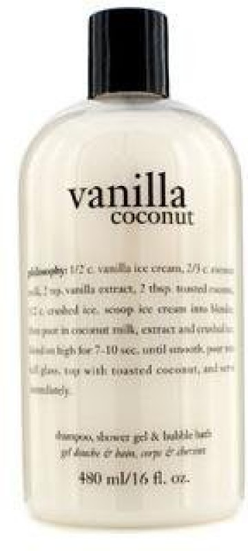 Philosophy Amazing Vanilla Coconut Gel s(480 ml)