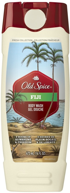 Old Spice Body Wash Fresher Collection Fiji(473 ml)