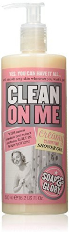 Soap & Glory Clean On Me Creamy Clarifying(500 ml)