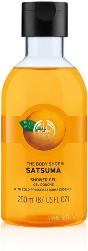 The Body Shop Satsuma Shower Gel & Cream(250 ml)