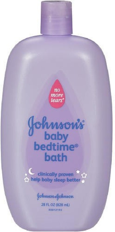 Johnson's Bedtime Bath(828 ml)