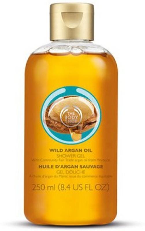 The Body Shop Wild Argan Oil Shower Gel(250 ml)