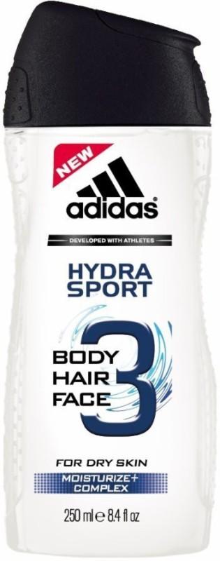 ADIDAS Hydra Sport Body Hair Face 3(250 ml)