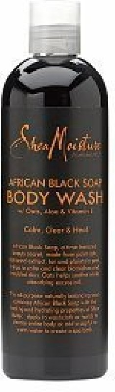 Shea Moisture African Black Soap(390 ml)