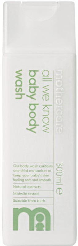 Mothercare All We Know Baby Body Wash(300 ml) All We Know Baby Body Wash