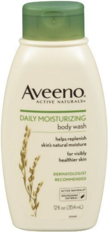 Aveeno Active Naturals Body Wash Daily Moisturizing(354 ml)