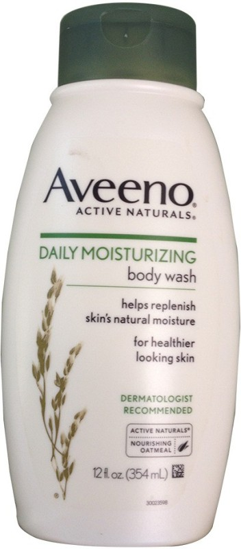Aveeno Active Naturals Daily Moisturizing Body Wash(354 ml)