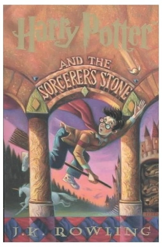 Harry Potter and the Sorcerer's Stone(English, Paperback, Mary GrandPre, J. K. Rowling)