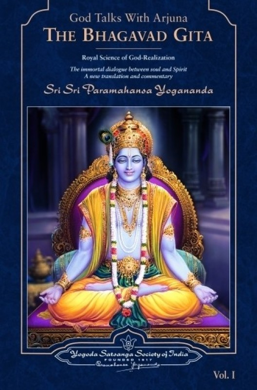 God Talks with Arjuna: The Bhagavad Gita (Set of Two Volumes) :...