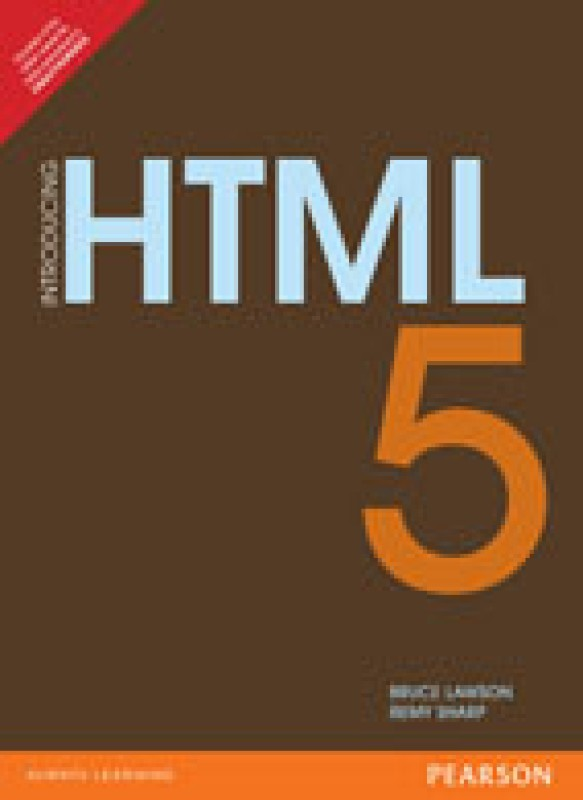 Introducing HTML5(Paperback, Lawson)
