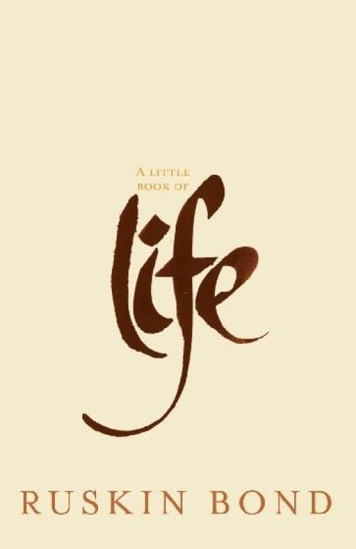 A Little Book of Life(English, Hardcover, Ruskin Bond)