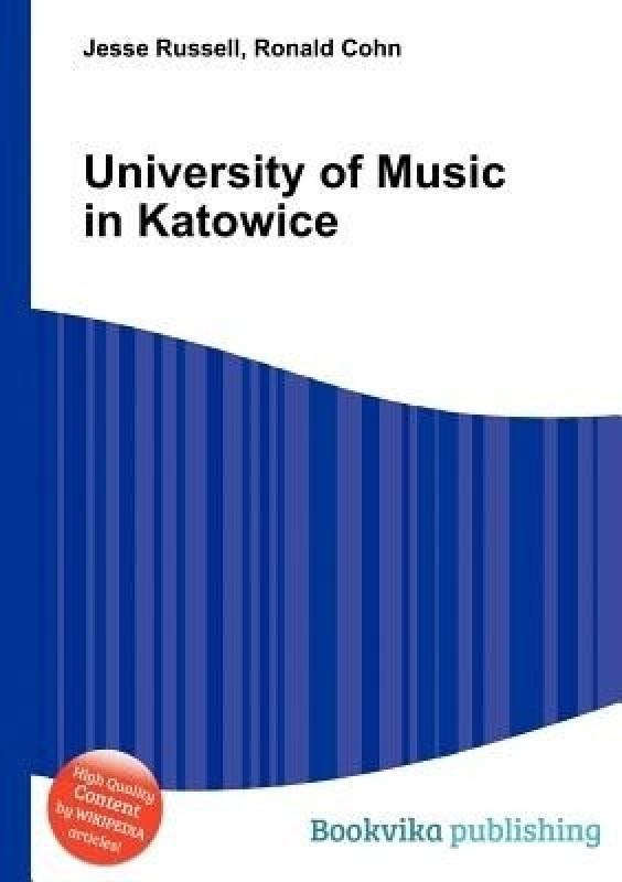 University of Music in Katowice(English, Paperback, unknown)