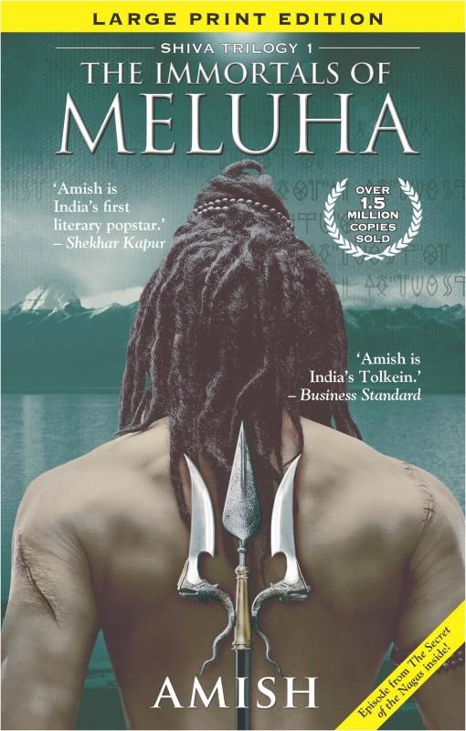 Immortals of Meluha(English, Paperback, Amish)