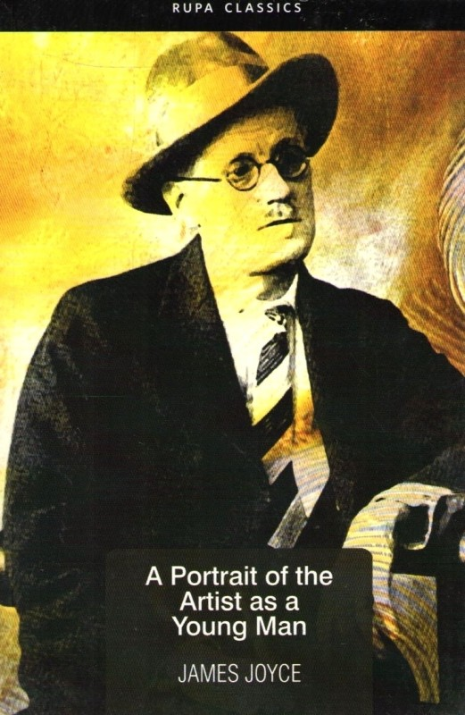 A Portrait Of The Artist As A Young Man(English, Paperback,...