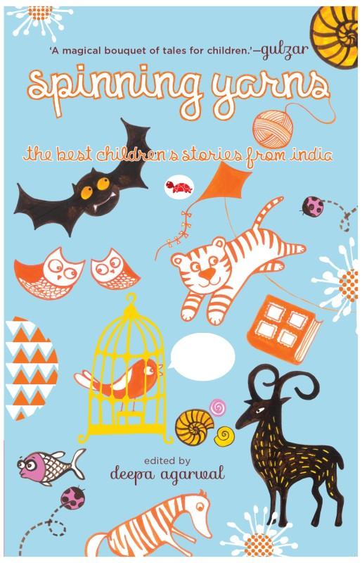 Books for Children Ruskin Bond, Gulzar & More.