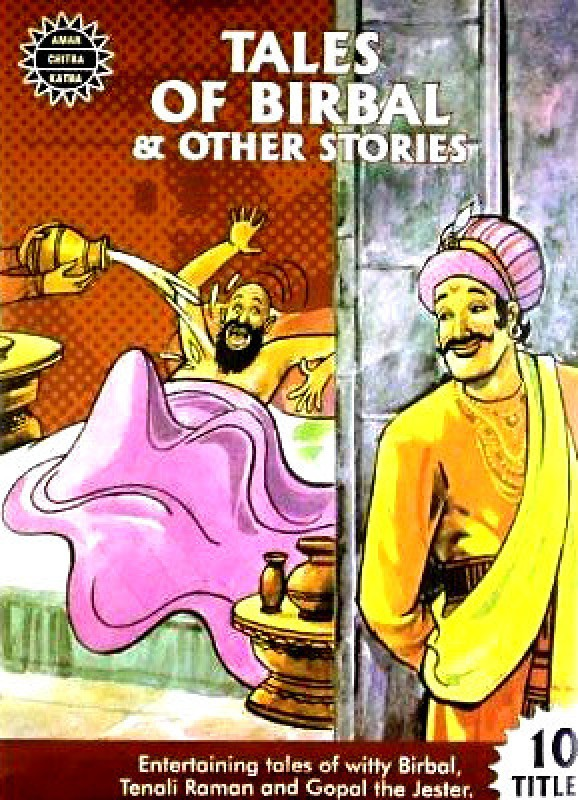 TALES OF BIRBAL & OTHER STORIES(English, Collection)